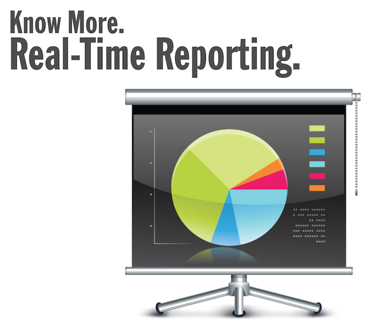 Real Time Clinical Trial Reporting