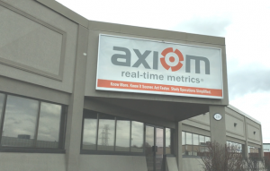 Axiom Real Time Metrics Headquarters