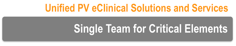 Unified PV eClinical Solutions and Services
